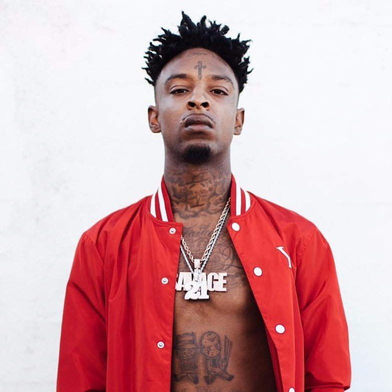 21 Savage height weight
