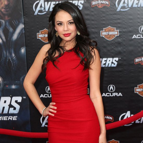 Janel Parrish Height