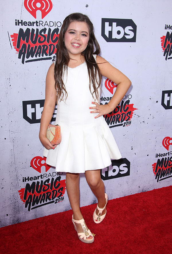 Sophia Grace Brownlee height weight