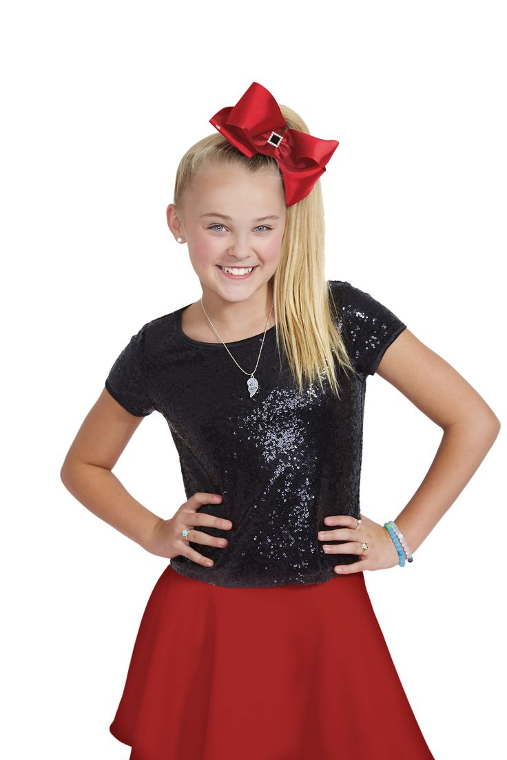 JoJo Siwa height weight
