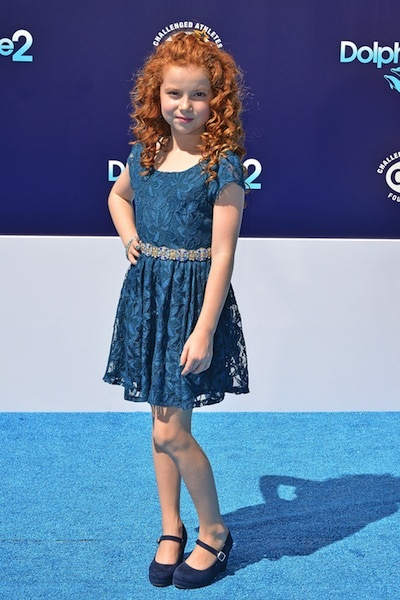 Francesca Capaldi height weight