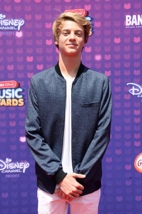 Jace Norman height weight
