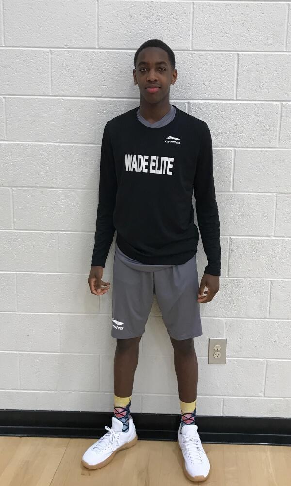 Zaire Wade height weight