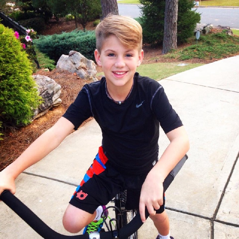 MattyB height weight
