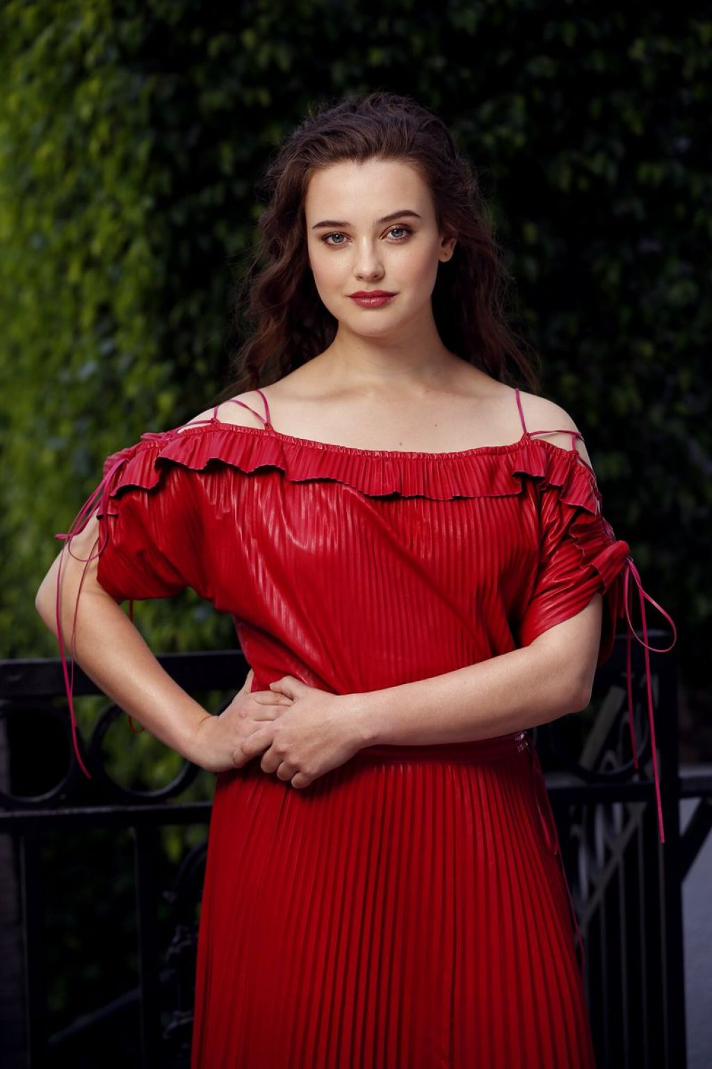 Katherine Langford height weight