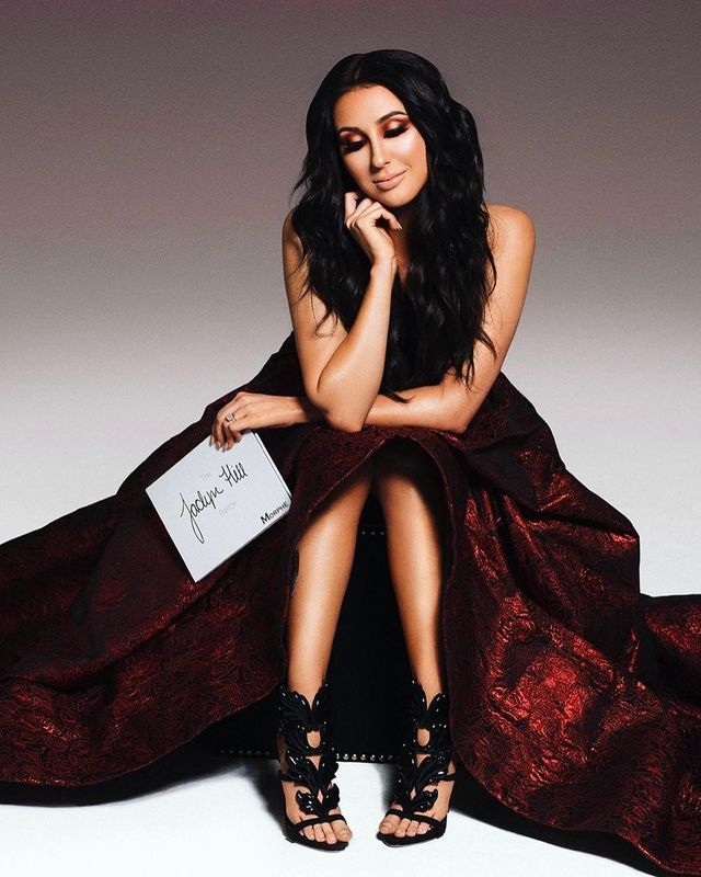 Jaclyn Hill height weight