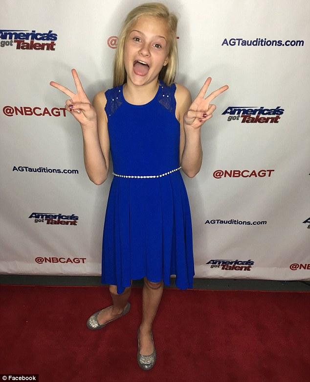 Darci Lynne height weight