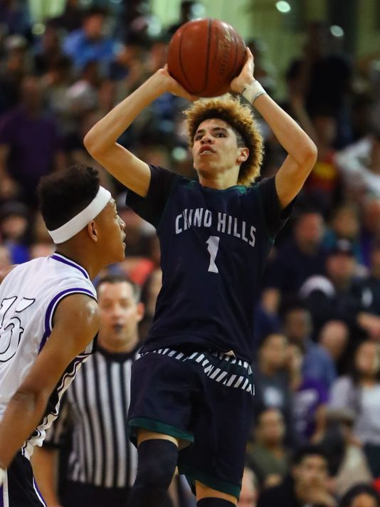 LaMelo Ball Height, Weight, Age, Family, Body Statistics ...