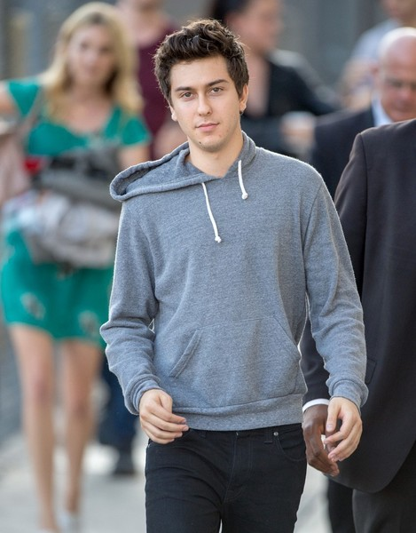 Nat Wolff height weight