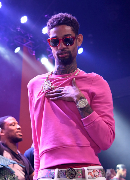 PnB Rock height weight