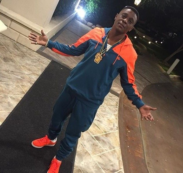 Boosie Badazz height weight