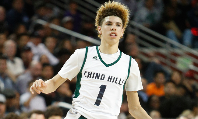 3bd65375d LaMelo Ball Height
