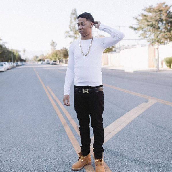 Lil Bibby height weight