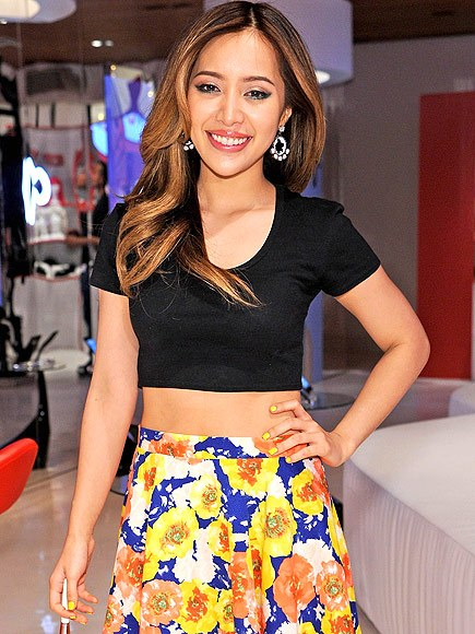 Michelle Phan height weight