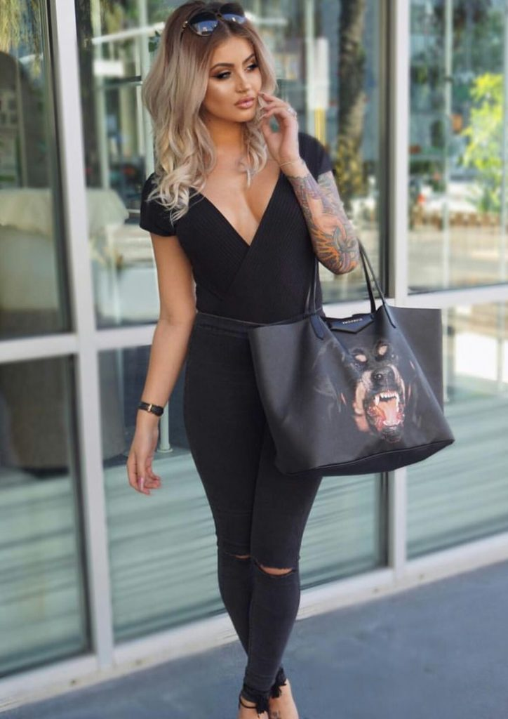 Jamie Genevieve height weight