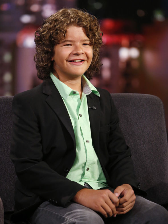Gaten Materazzo height weight