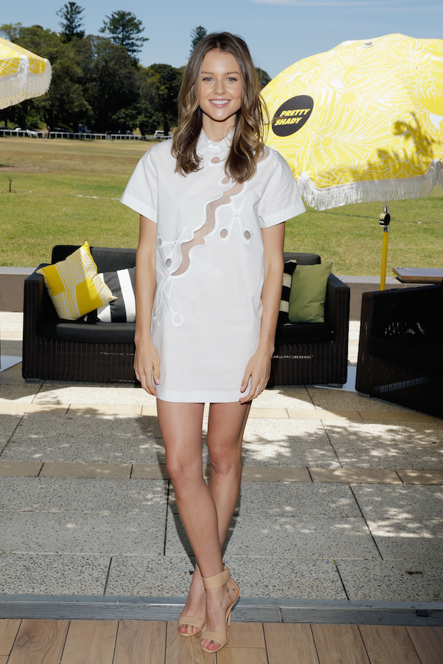 Isabelle Cornish height weight