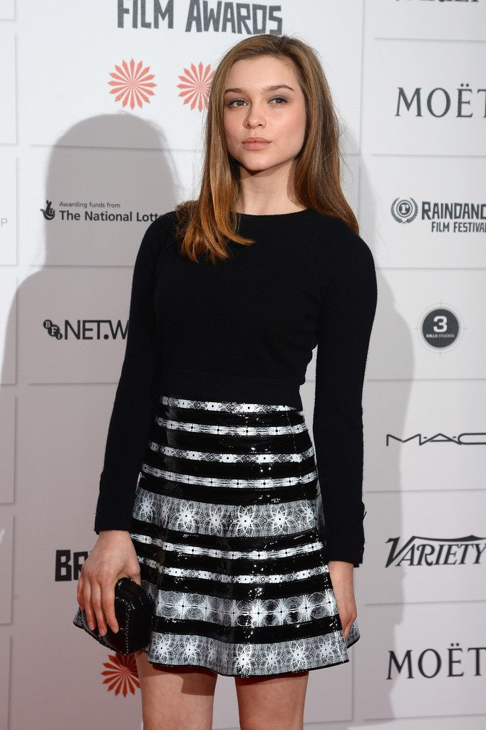 Sophie Cookson height weight