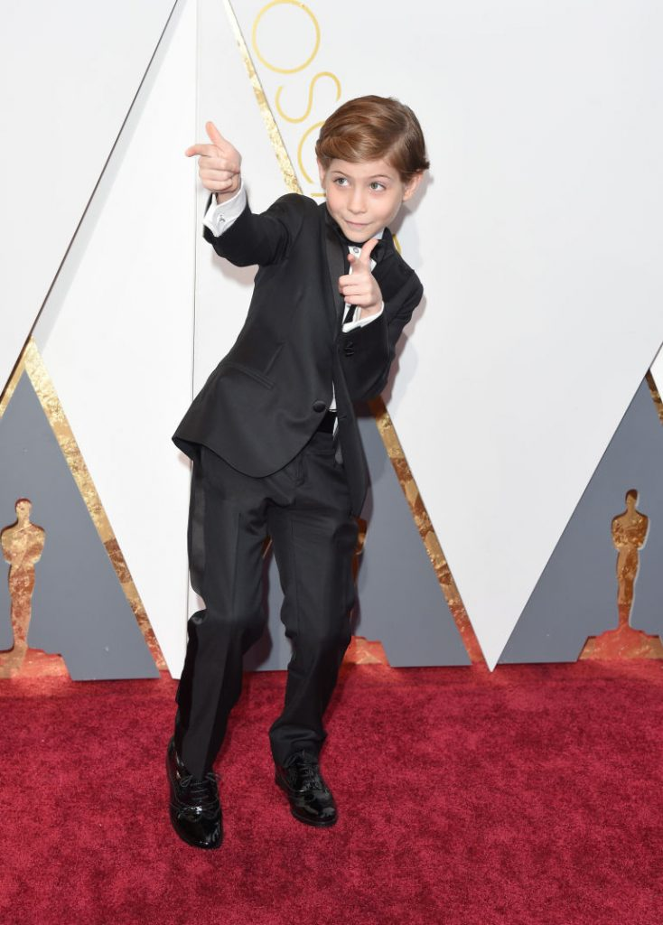 Jacob Tremblay height weight