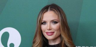 Georgina Chapman height weight