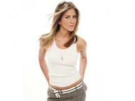 Jennifer Aniston Body Measurements